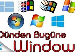 Windows Evrimi (1985 – 2018)