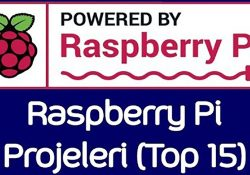 En İyi 15 Raspberry Pi Projesi